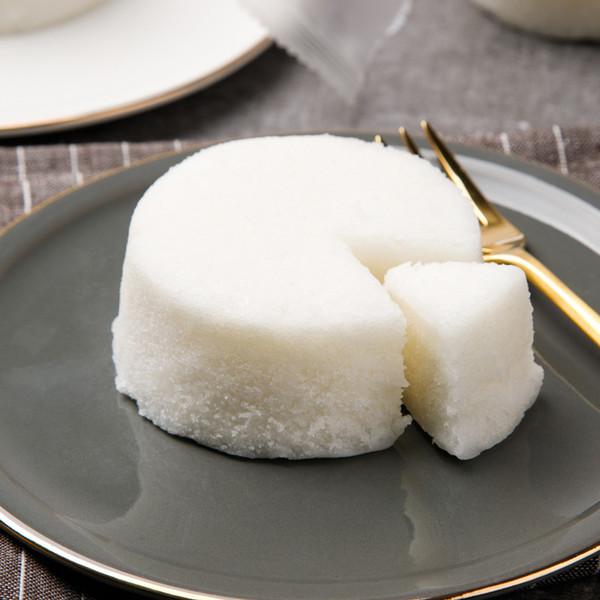 우유 백설기 (10개입)