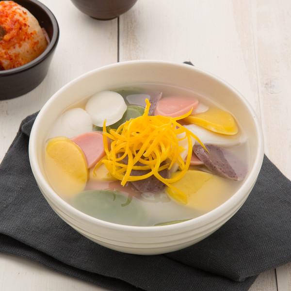 오색 떡국떡 (300g, 1~2인분)