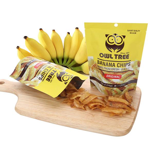 오울트리 바나나칩