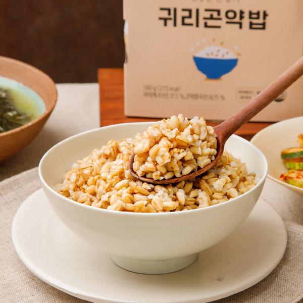 귀리곤약밥 (5개)
